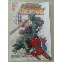 Comics De Coleccion Marvel The New Avengers 11