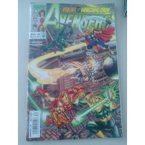 Comics De Coleccion Marvel Avengers 52 Vid