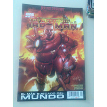 Comics De Coleccion Marvel Iron Man Reino Oscuro N. 9