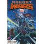 Comic Secret War # 1 Portada Variante Editorial Televisa