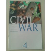 Comics De Coleccion Marvel Civil War 4