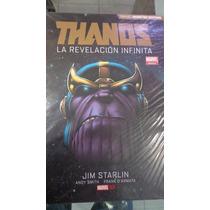 Thanos La Revelacion Infinita Monster Edition