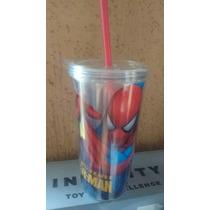 Marvel Spiderman Hombre Araña Spiderman Vaso