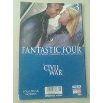 Comics De Coleccion Marvel Civil War Fantastic Four 3