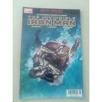 Comics De Coleccion Marvel Iron Man Reino Oscuro N. 5