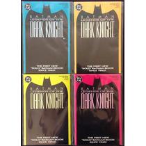 Batman Legends Of The Dark Knight 1 Set De 4 Portadas.