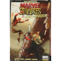 Marvel Zombies Vs Army Of Darkness Marvel Mexico Monster Ed