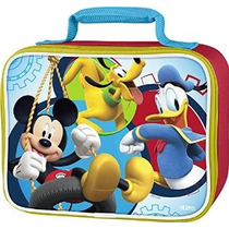 Termos Kit Soft Almuerzo De Mickey Mouse