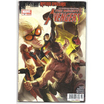 The Mighty Avengers # 14- Reino Oscuro- Editorial Televisa