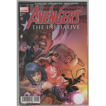 Avengers The Initiative# 1-secret Invasion- Televisa