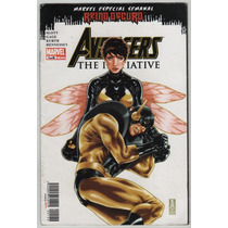 Avengers The Initiative #1 - Reino Oscuro- Televisa