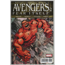 Avengers # 2 Fear Itself - Editorial Televisa