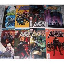 Secret Avengers (televisa) Completo