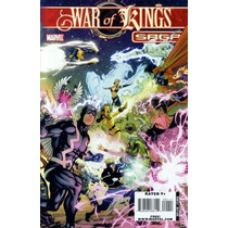 Comic War Of Kings Saga Marvel Inhumans Black Bolt