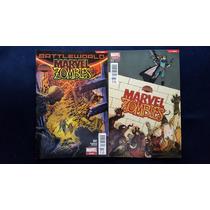 Marvel Zombies 2, Secret Wars, Civil War, Marvel Comics