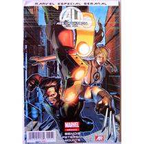Age Of Ultron Libro 08 Marvel Comics Edit Televisa