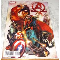 Marvel The New Avengers #30 Portada Variante Marvel Mexico
