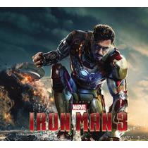 Libro De Arte De Iron Man 3 The Avengers Marvel De Coleccion