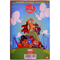 Age Of Ultron Libro 01marvel Comics Edit Televisa