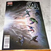 Marvel The New Avengers #23 Portada Variante Marvel Mexico
