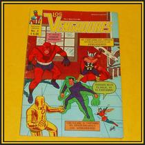 Marvel Comics Los Vengadores 2 Thor Iron Man Hulk Novedades