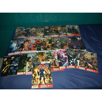 Avengers Vengadores Comics Marvel Televisa Coleccion Complet