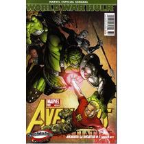 World War Hulk. Avengers Initiative 1. Marvel México.
