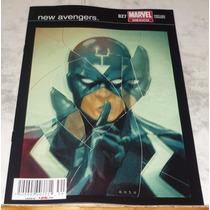 Marvel The New Avengers #27 Marvel Mexico