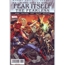 Fear Itself The Fearless 1, 2, 3, 4, 5, 6, 8, 11,12 Televisa