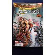 Age Of Ultron Vs Marvel Zombies 2,civil War, Marvel Comics
