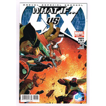 What If?...avengers Vs X Men # 4 - Editorial Televisa