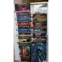 Marvel Televisa Dark Avengers Reino Oscuro Completisima