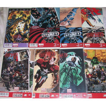 Secret Avengers Vol 2 - Televisa (1 Al 15) Completo