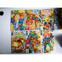 Comic X Men Flip Books 90s