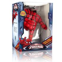 Lampara De Pared En 3d , Mano De Spiderman De Marvel Comics