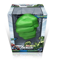 Lampara De Pared En 3d , Puño De Hulk De Marvel Comics