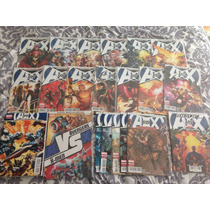 Avengers Vs X-men Completa 12,ómnibus,monster,consecuencias