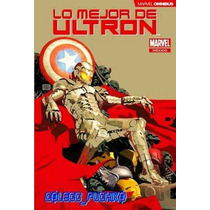 Marvel Comics Lo Mejor De Ultron Omnibus Edition Avengers