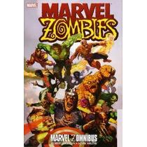 Marvel Zomnibus Saga Hardcover Hm4