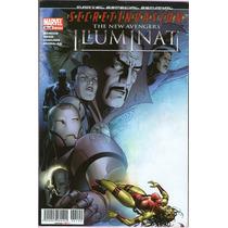 The New Avengers Illuminati 5 Secret Invasion
