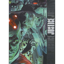 Justice Alex Ross Absolute Hardcover.