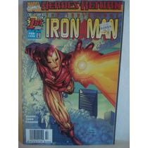 Iron Man Comic #1