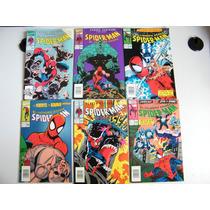 Comic Spiderman El Hombre Araña Editoraila Vid