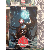 Era De Ultron Completa 1al 10,ai Y Monster Edition En Españo