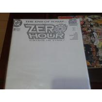 Comic Dc Hora Cero # 0 Ingles Primera Edicion
