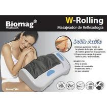 Masajeador De Pies/ W- Rolling Massager
