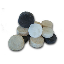 Kit De Piedras Calientes De Obsidiana Completo Spa Ter