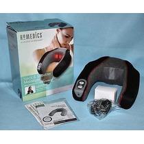 Masajeador De Cuello Y Hombros Con Calor Spamassage Nmsq-210