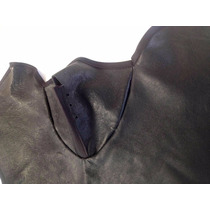 Antifaz Mascara Pasamontañas En Piel Cabra Para Frio.