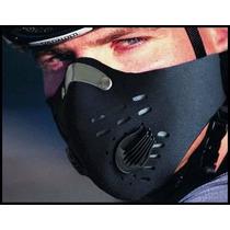 Mascara Anti Contaminación De Neopreno Con Filtro Antifaz